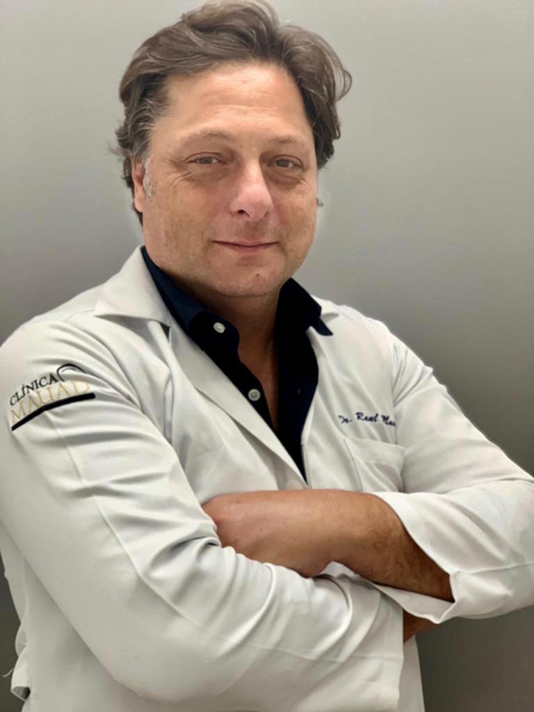 Clínica Mauad: conheça Doutor Raul Mauad